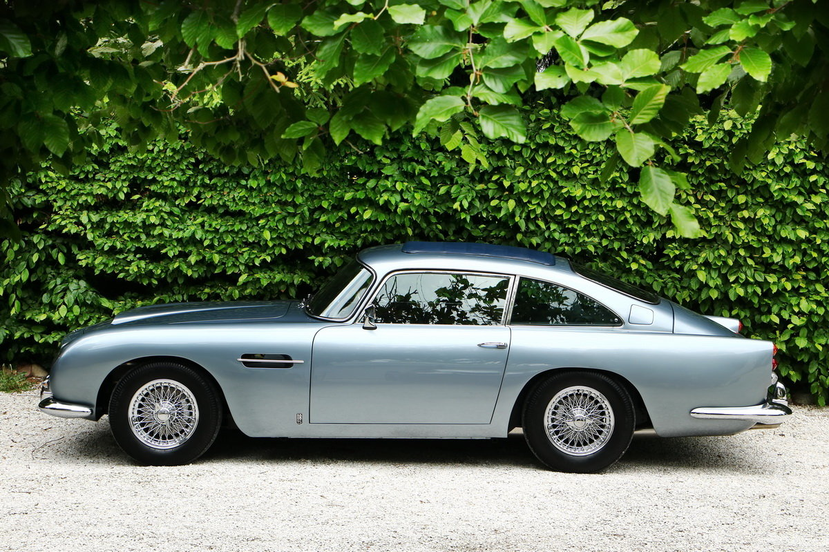 1964 Aston Martin DB 5 Coupé  For Sale (picture 3 of 6)