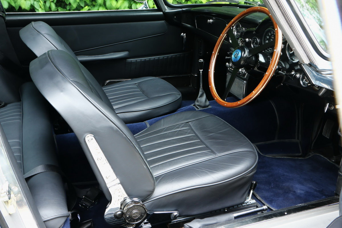 1964 Aston Martin DB 5 Coupé  For Sale (picture 5 of 6)
