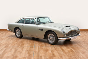 1964 Aston Martin DB5 Vantage Saloon For Sale