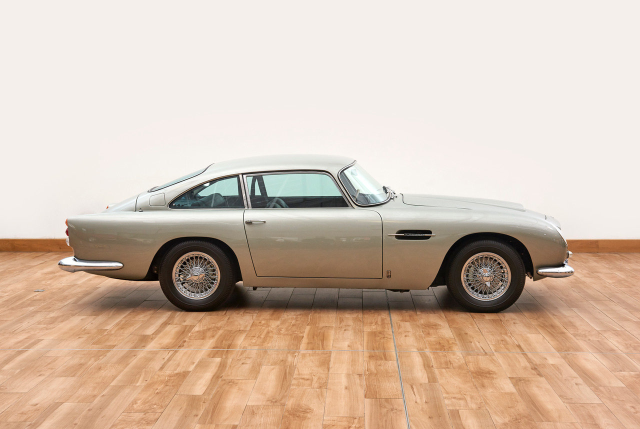 1964 Aston Martin DB5 Vantage Saloon For Sale (picture 3 of 6)