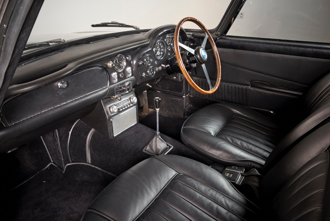 1964 Aston Martin DB5 Vantage Saloon For Sale (picture 4 of 6)