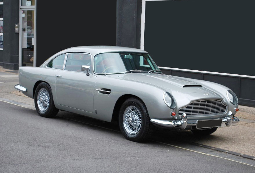 1965 Aston Martin DB5 Saloon For Sale (picture 2 of 4)