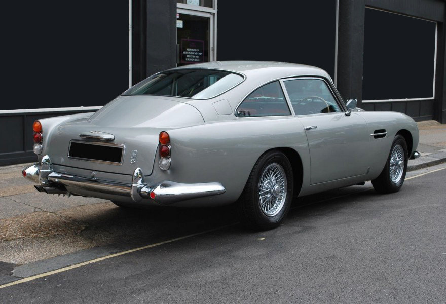 1965 Aston Martin DB5 Saloon For Sale (picture 3 of 4)