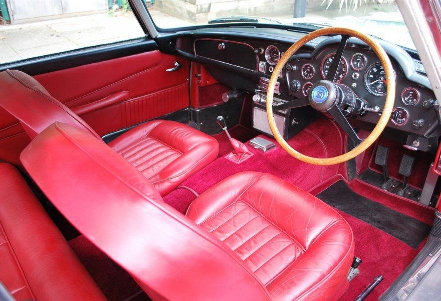 1965 Aston Martin DB5 Saloon For Sale (picture 4 of 4)