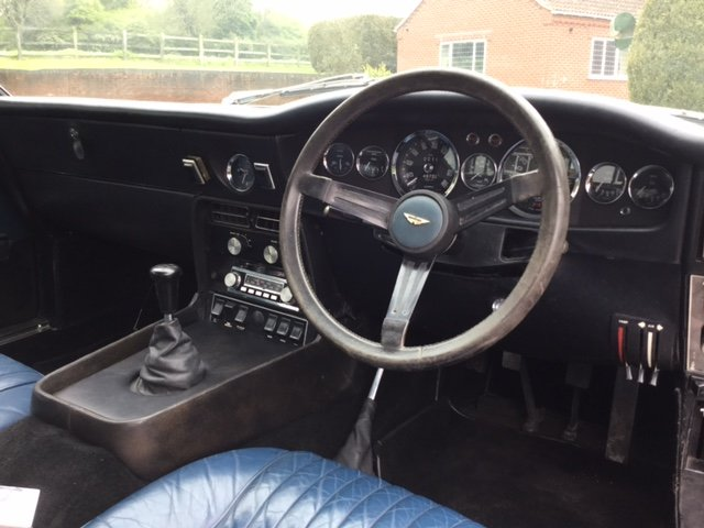 1973 Aston Martin Vantage  For Sale (picture 5 of 6)