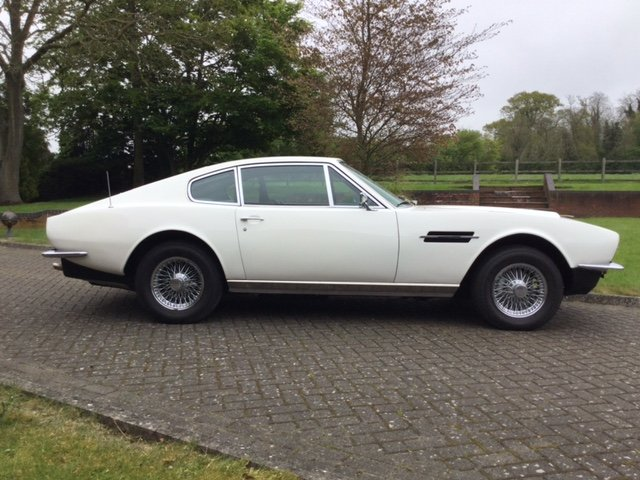 1973 Aston Martin Vantage  For Sale (picture 2 of 6)