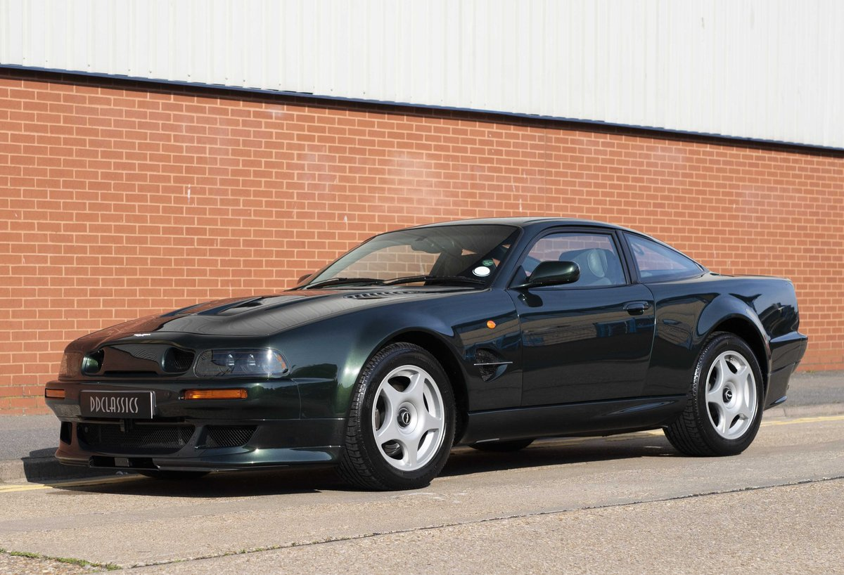 2000 Aston Martin V8 Vantage V600 Le Mans For Sale in London(RHD) For Sale (picture 1 of 12)