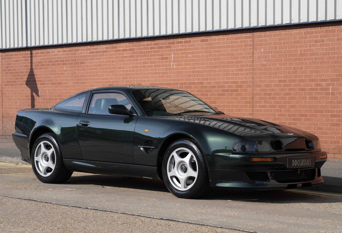 2000 Aston Martin V8 Vantage V600 Le Mans For Sale in London(RHD) For Sale (picture 2 of 12)