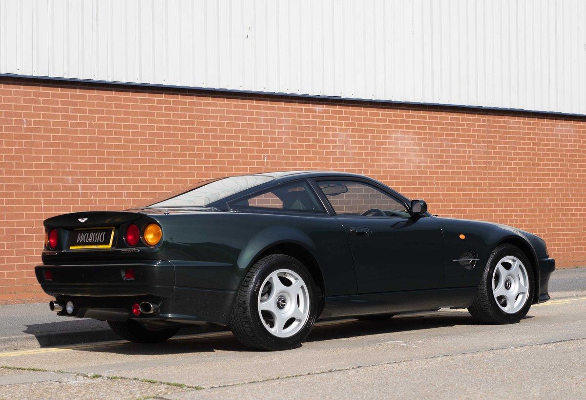 2000 Aston Martin V8 Vantage V600 Le Mans For Sale in London(RHD) For Sale (picture 3 of 12)