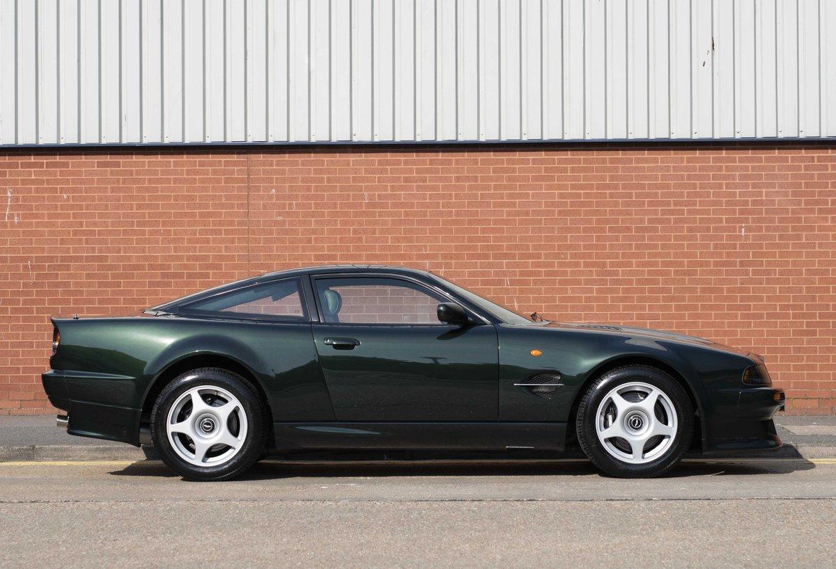 2000 Aston Martin V8 Vantage V600 Le Mans For Sale in London(RHD) For Sale (picture 5 of 12)