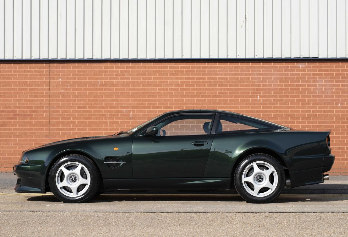 2000 Aston Martin V8 Vantage V600 Le Mans For Sale in London(RHD) For Sale (picture 6 of 12)