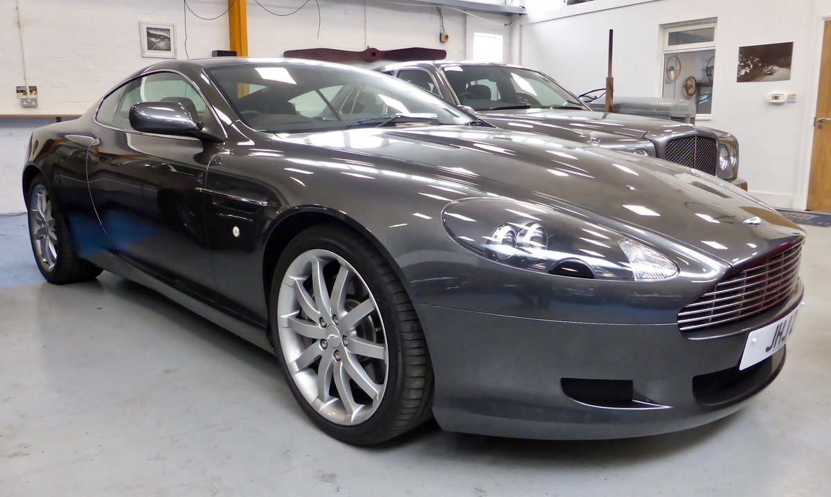 2005 Aston Martin DB9 Sports Coupe For Sale (picture 1 of 6)