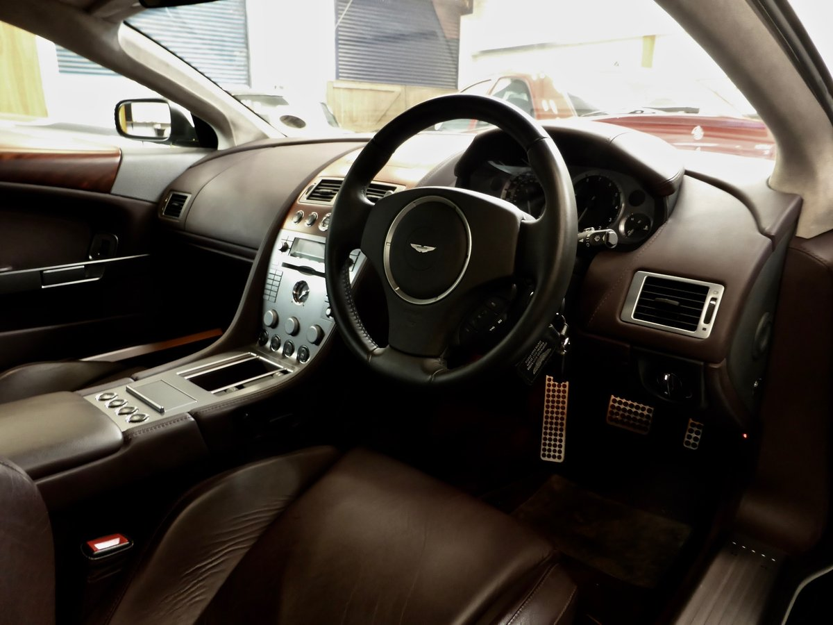 2005 Aston Martin DB9 Sports Coupe For Sale (picture 3 of 6)