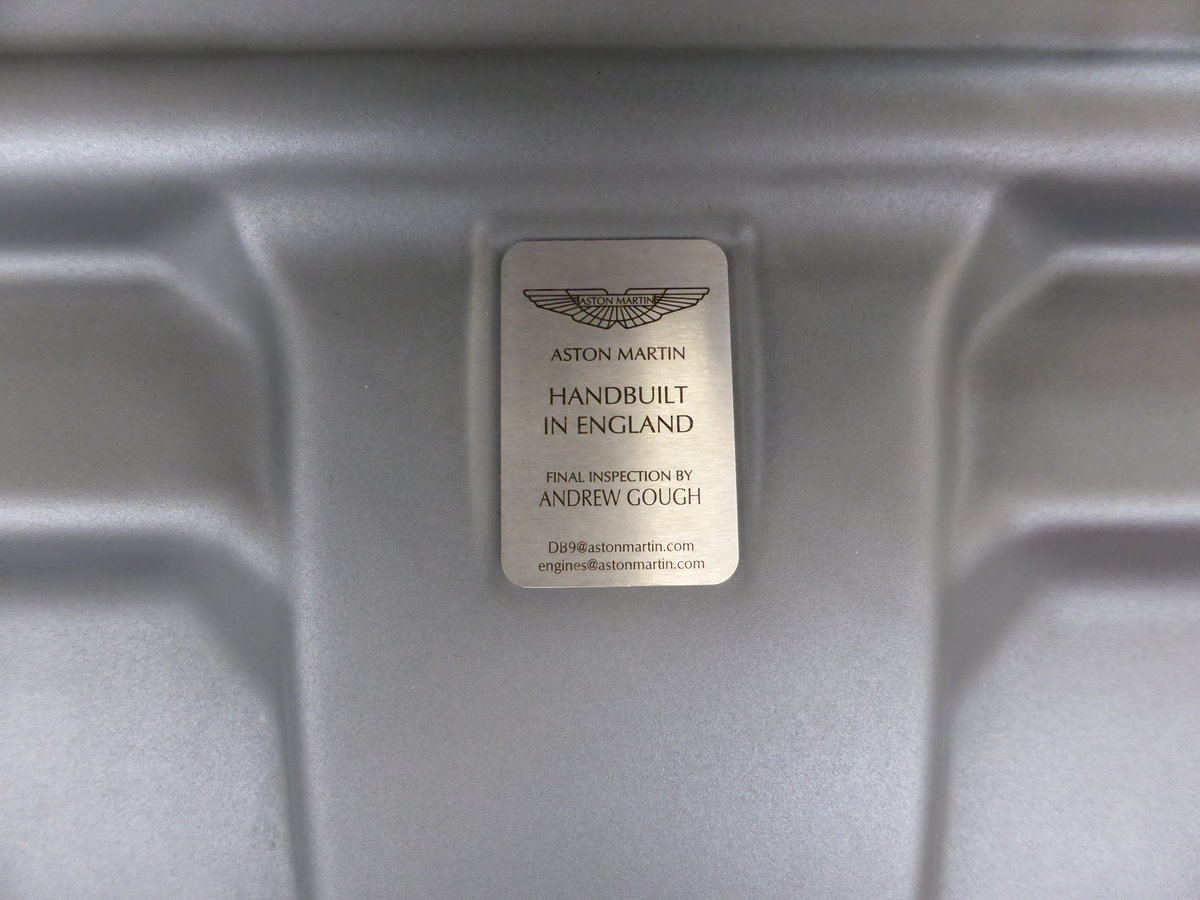 2005 Aston Martin DB9 Sports Coupe For Sale (picture 6 of 6)
