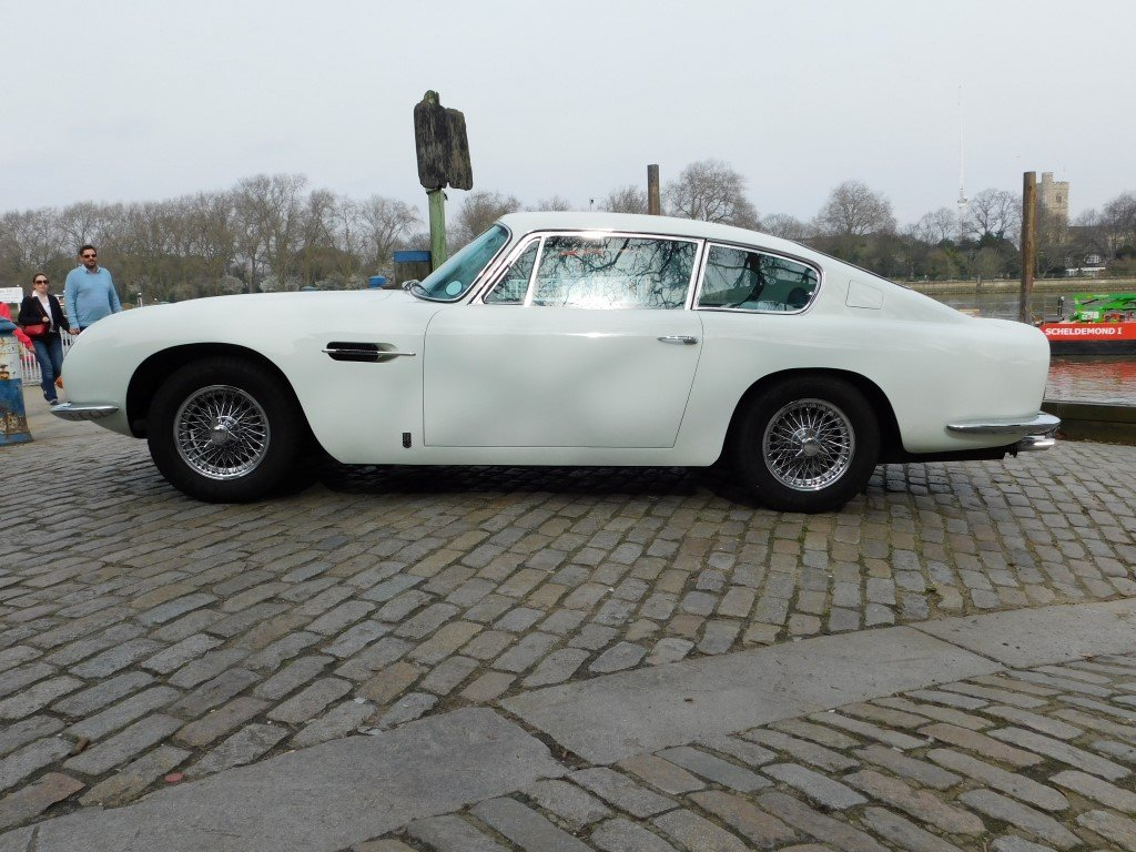 1969 Aston Martin DB6 Vantage RHD For Sale (picture 2 of 5)