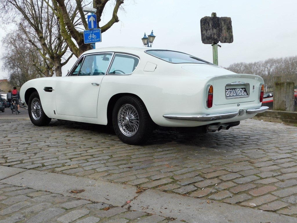 1969 Aston Martin DB6 Vantage RHD For Sale (picture 3 of 5)
