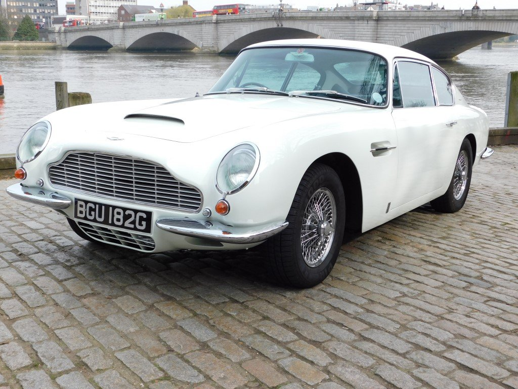 1969 Aston Martin DB6 Vantage RHD For Sale (picture 5 of 5)