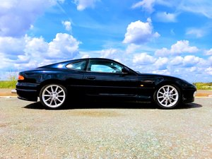 2002 Aston Martin DB7 V12 Vantage Manual