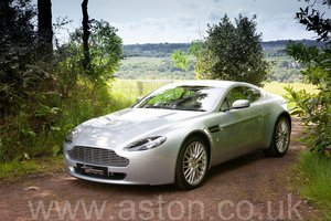 2009 V8 Vantage Manual For Sale