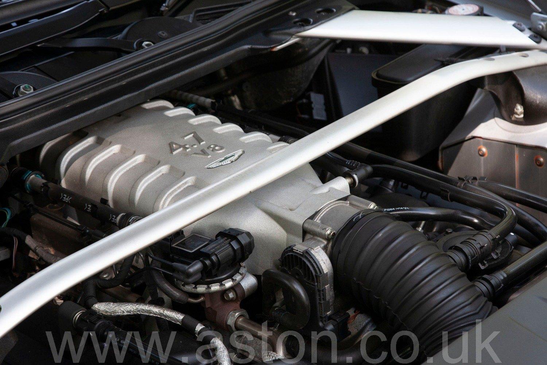 2009 V8 Vantage Manual For Sale (picture 5 of 6)