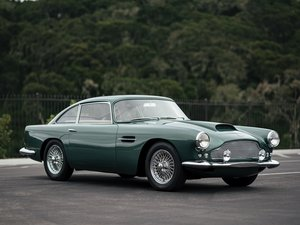 1961 Aston Martin DB4 Series II For Sale by Auction