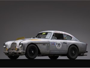 1957 Aston Martin DB24 Mk II For Sale by Auction