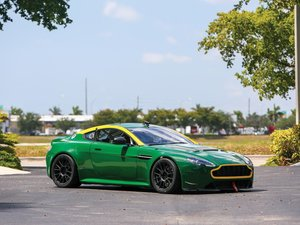 2010 Aston Martin V8 Vantage GT4 For Sale by Auction