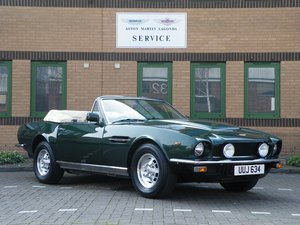 1979 A very lovely V8 Volante.  For Sale
