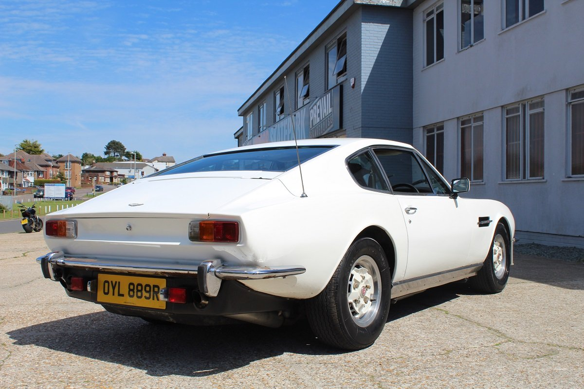 Aston Martin V8 Auto 1976 - To be auctioned 26-07-19 For Sale by Auction (picture 2 of 6)