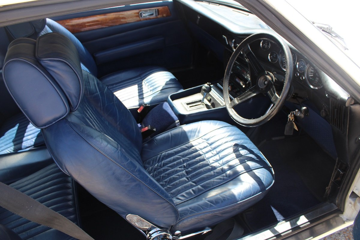 Aston Martin V8 Auto 1976 - To be auctioned 26-07-19 For Sale by Auction (picture 3 of 6)