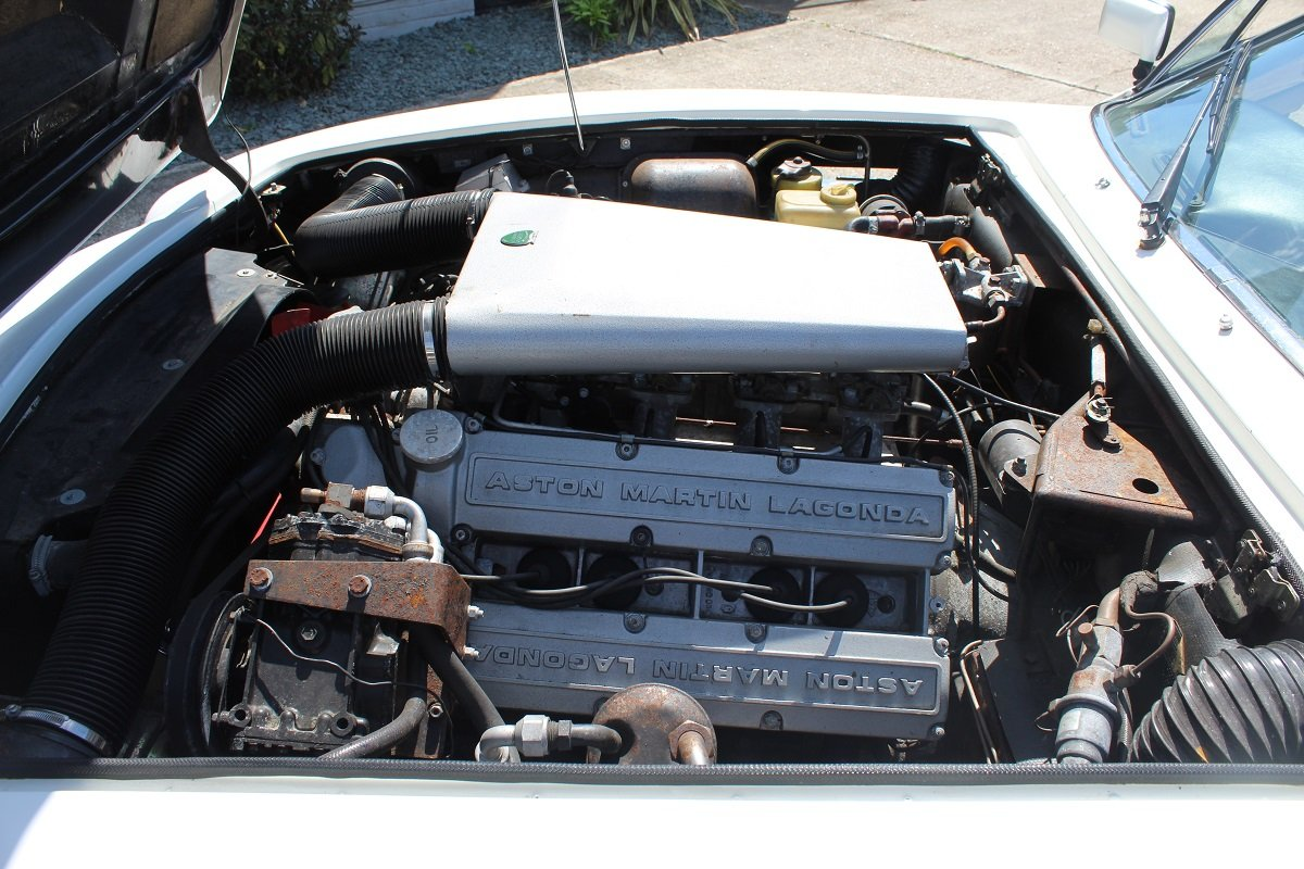 Aston Martin V8 Auto 1976 - To be auctioned 26-07-19 For Sale by Auction (picture 5 of 6)