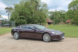 2010 Rapide - Huge Specification  For Sale