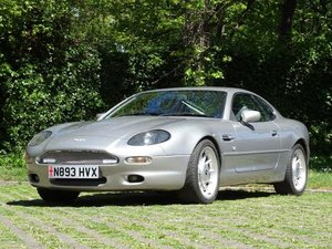 1995 Aston Martin DB7 For Sale by Auction