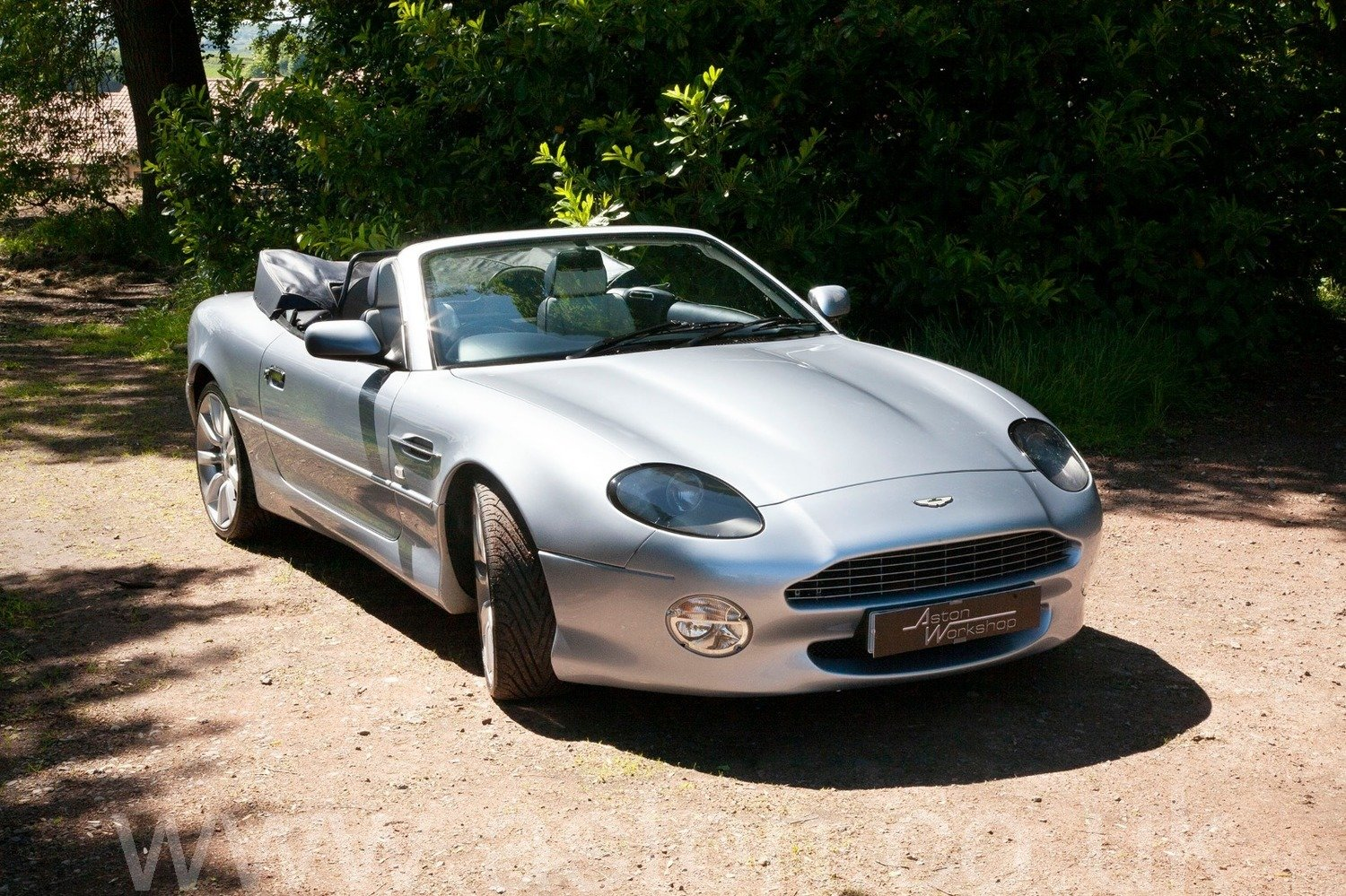 2003 2007 DB7 Vantage V12 Volante For Sale (picture 1 of 6)