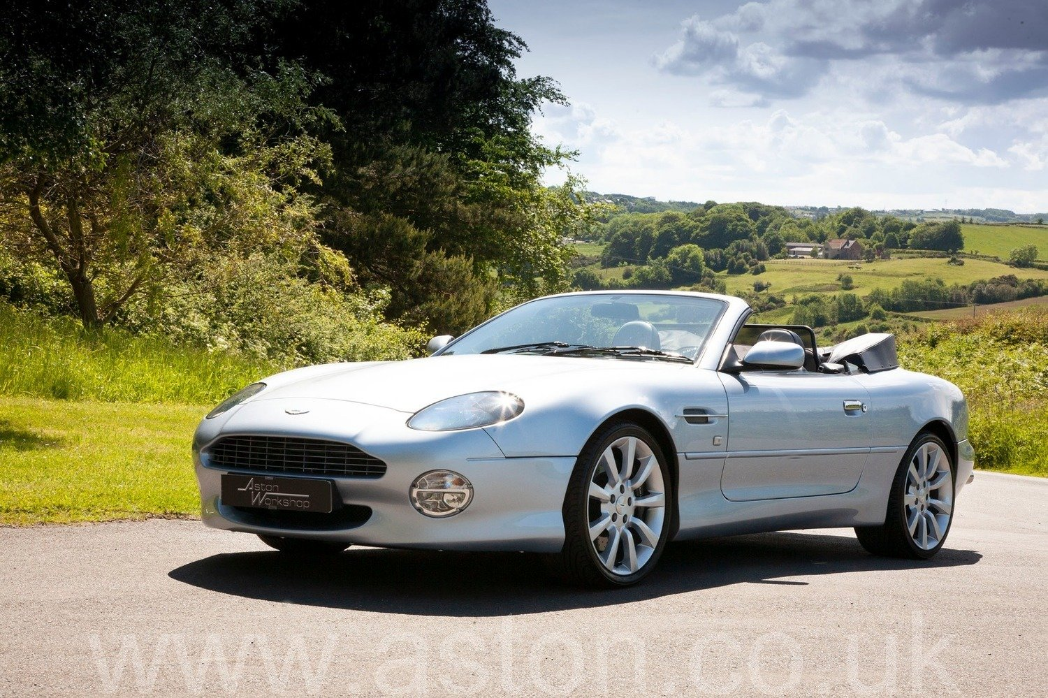 2003 2007 DB7 Vantage V12 Volante For Sale (picture 2 of 6)