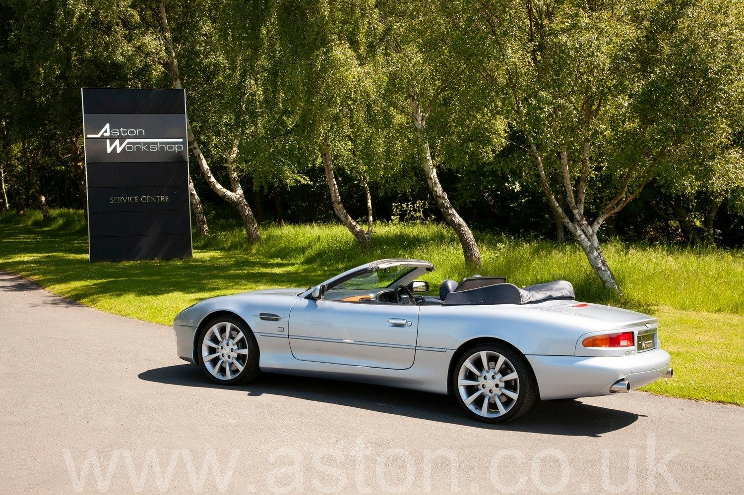 2003 2007 DB7 Vantage V12 Volante For Sale (picture 6 of 6)