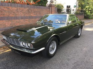 1971 Aston Martin DBS. Good runner.  For Sale
