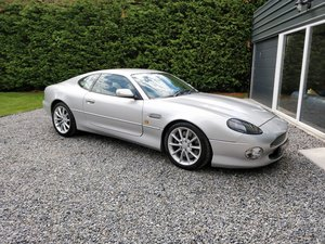 2002 Manual, UK Registered, Aston Martin, DB7 Vantage