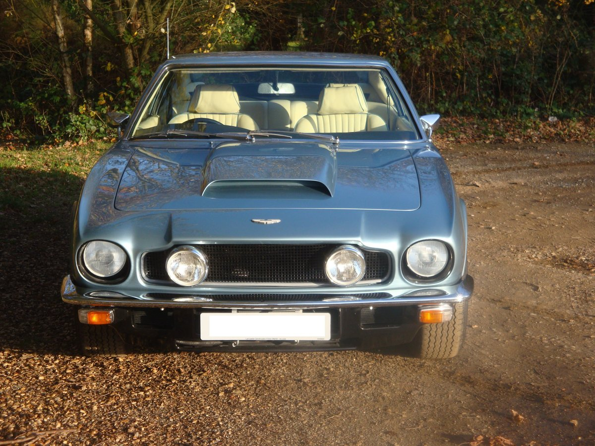 1976 Cambridge Blue AMV8 For Sale (picture 1 of 6)