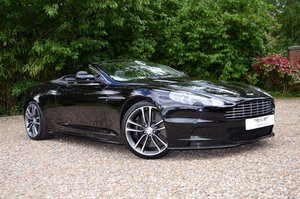 2010 ASTON MARTIN DBS VOLANTE For Sale