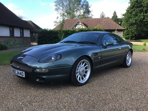 1995 Aston Martin DB7 i6 59,000 miles £16,000 - £20,000 For Sale by Auction