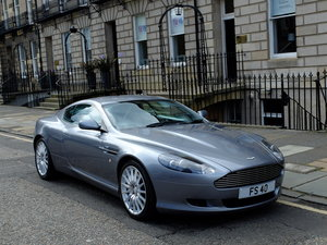2005 ASTON MARTIN DB9 V12 COUPE - JUST 2 OWNERS AND 35K MILES - For Sale
