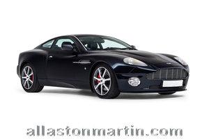 2002 Aston Martin Vanquish 2+2 - Works Manual Conversion For Sale