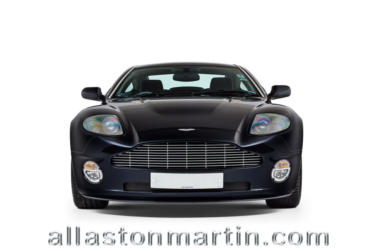 2002 Aston Martin Vanquish 2 2 Works Manual Conversion Sold Car And Classic Car And Classic