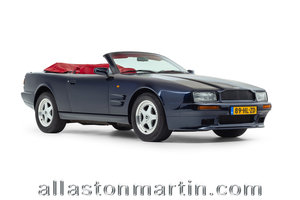 1993 Exceptional LHD Aston martin Virage Volante - 2 owners only For Sale