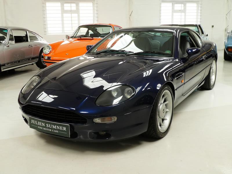 1996 Aston Martin DB7 i6 - Low miles - Outstanding ...