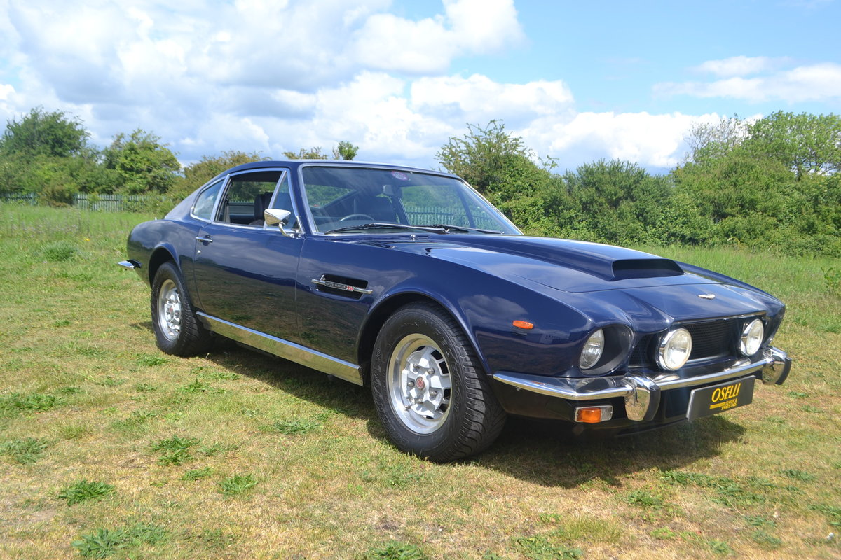 1977 Aston Martin V8 series three  For Sale (picture 1 of 6)