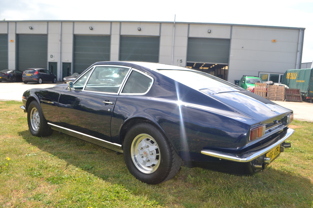 1977 Aston Martin V8 series three  For Sale (picture 2 of 6)