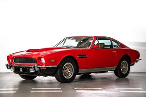 1975 Aston Martin V8 LHD  SOLD