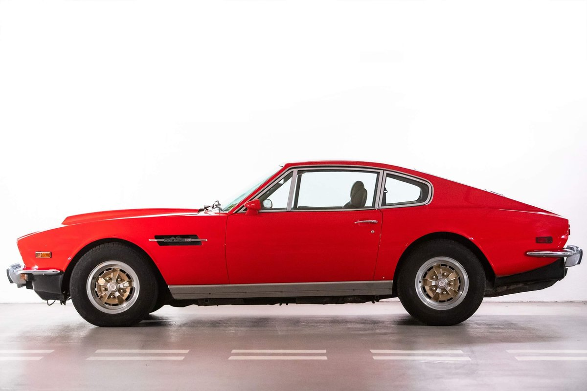 1975 Aston Martin V8 LHD  SOLD (picture 3 of 12)